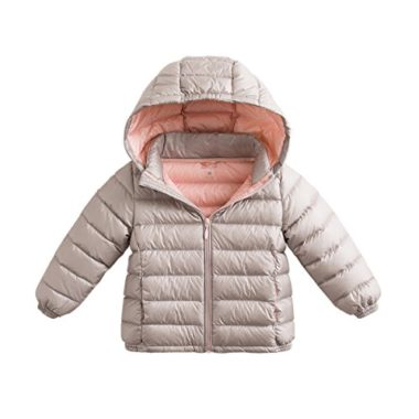 Marc Janie Lightweight Packable Down Jacket For Kids