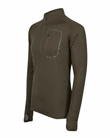 7EVEN Mens Merino Wool Pullover