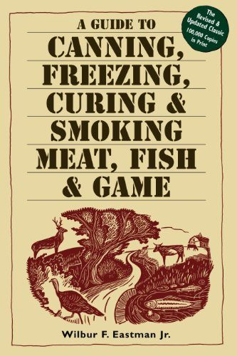 A Chef's Guide To Preparing And Cooking Wild Game And Fish Cookbook