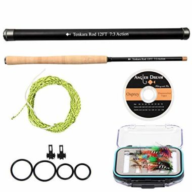 AnglerDream Tenkara Fishing Rod