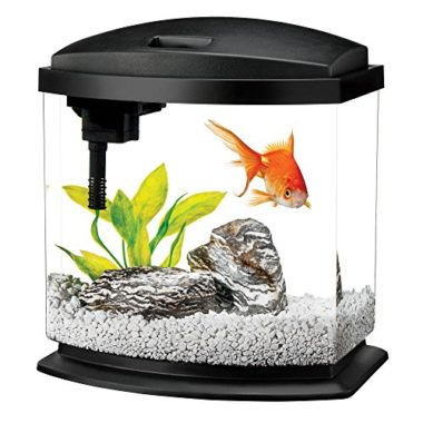 Aqueon LED MiniBow Fish Tank