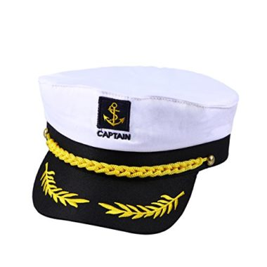 Bestoyard Captain Hat Cap