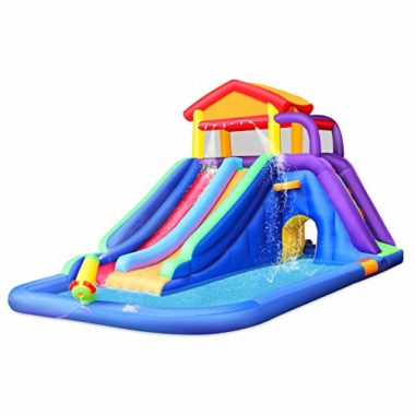 Bestparty Inflatable Water Slide