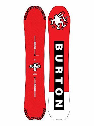 Burton Deep Thinker Freeride Snowboard