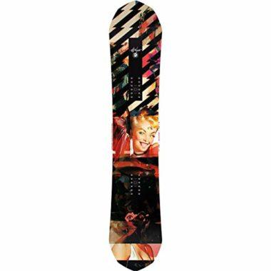 Capita Ultrafear Freeride Snowboard