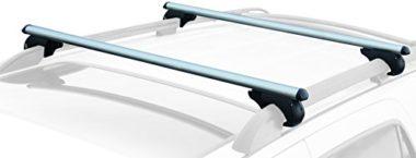CargoLoc 2-Piece Aluminum Kayak Roof Rack