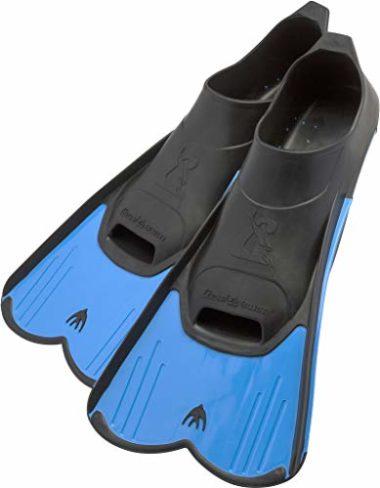 Cressi Short Full Foot Pocket Fins