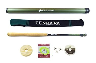 DRAGONtail Hellbender Zoom Tenkara Fishing Rod