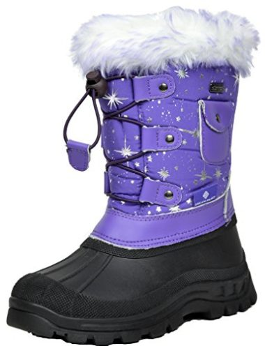 Dream Pairs KSnow Kid's Snow Boots