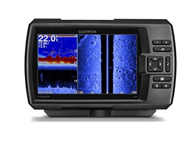 Garmin Striker 7SV Side Imaging Fish Finder
