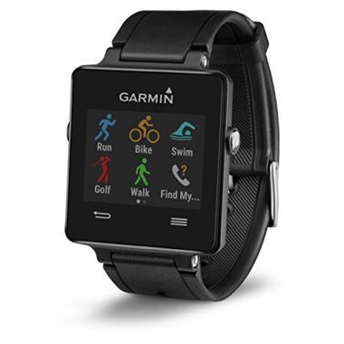 Garmin Vivoactive Black Watch