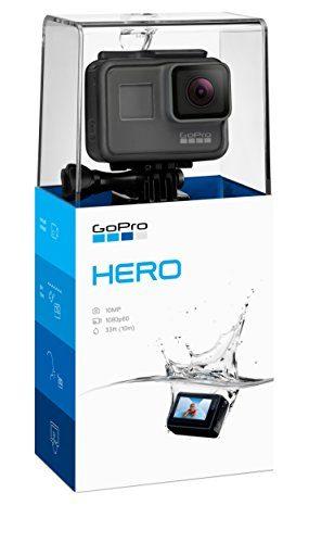 GoPro Waterproof Action Camera