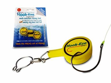 HOOK-EZE Fishing Knot Tying Tool