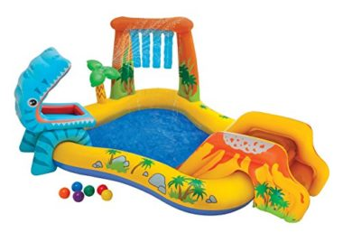 Intex Play Center Inflatable Water Slide