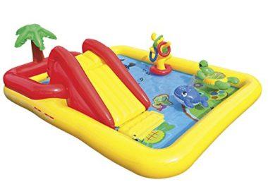 Intex Ocean Play Center Inflatable Water Slide