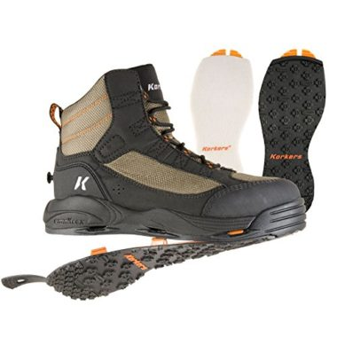 Korkers Greenback Soled Wading Boots