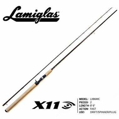 Lamiglas Cork Steelhead and Salmon Fishing Rod