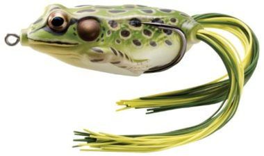LiveTarget Hollow Frog Lures
