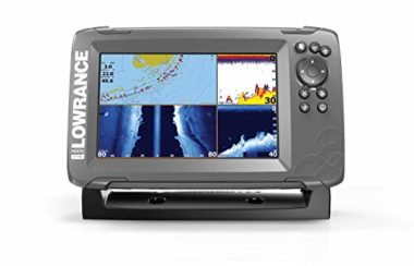 Lowrance HOOK2 7 Side Imaging Fish Finder