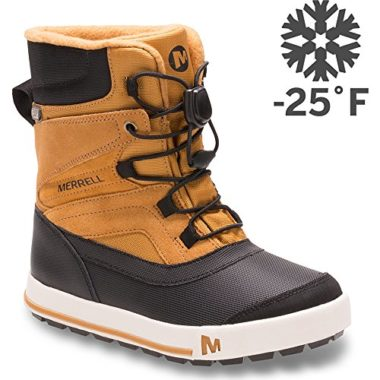 Merrel Snow Bank Kid's Snow Boots