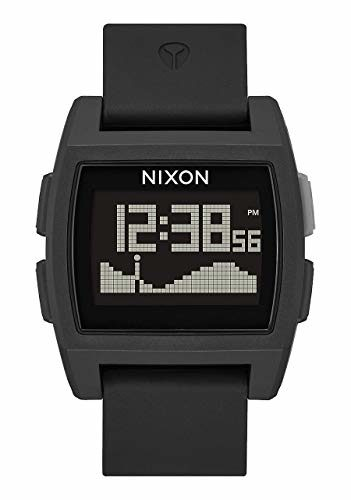 Nixon Base Tide A1104 Water Resistant Digital Surf Watch