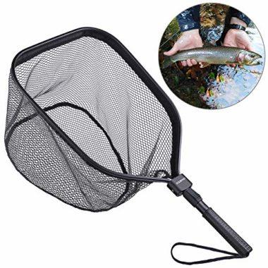 ODDSPRO Fly Fishing Net