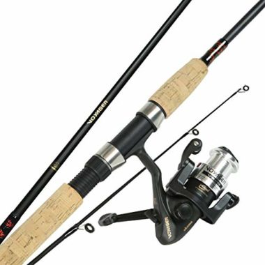 Okuma Voyager Travel Fishing Rod