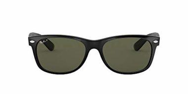 RayBan New Wayfarer Polarized Sunglasses