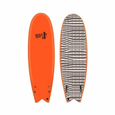 Rock-it 5'8″ Albert Surfboard