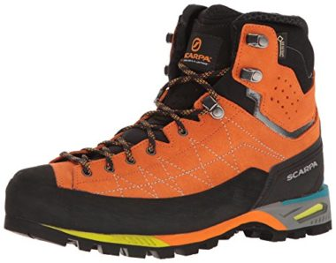 Scarpa Men's Zodiac Tech GTX Mountaineering Boots