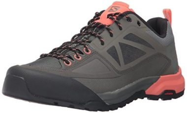 Salomon Women's Alp SPRY Mountaineering Boots