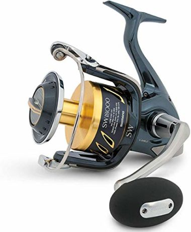 Shimano Stella SWB Saltwater Spinning Reel for Tuna Fishing