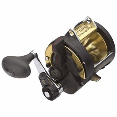 Shimano TLD 2-Speed Conventional Reel for Tuna Fishing