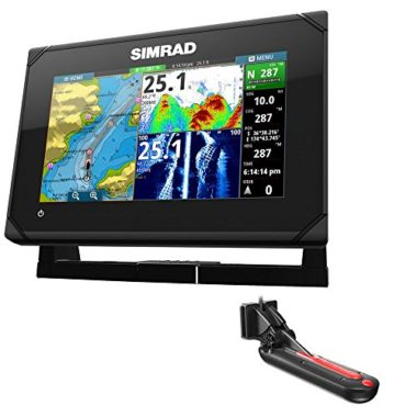 Simrad GO7 XSE Side Imaging Fish Finder
