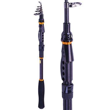 Sougayilang Travel Fishing Rod