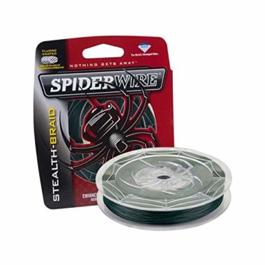 SpiderWire Stealth Braided Fishing Line For Bass