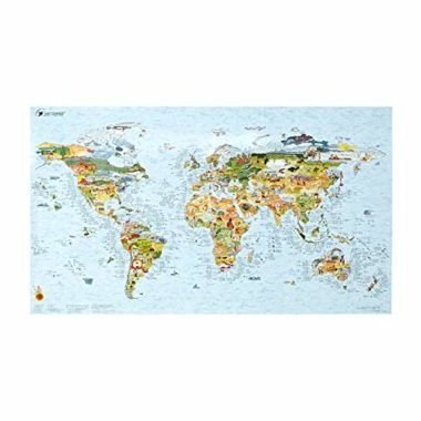 Surf Maps World Map Surf Accessory