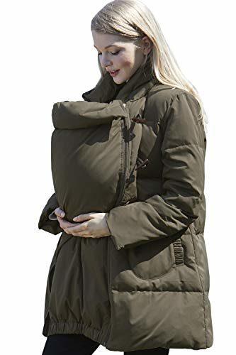 Sweet Mommy Duffle Down Maternity Winter Coat