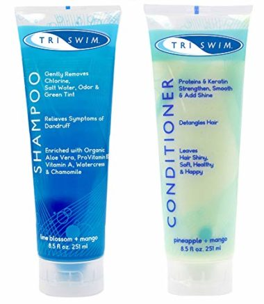 TRISWIM Chlorine Out Shampoo & Conditioner