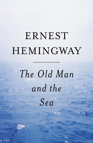 Ernest Hemingway The Old Man and The Sea Fishing Book