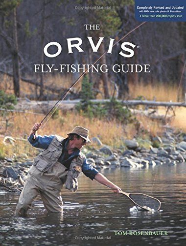 The Orvis Fly Fishing Guide Fishing Book