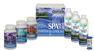Waters Choice Spa Start-Up and Maintenance Kit