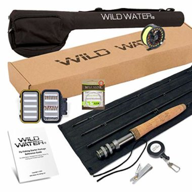 Wild Water Tenkara Fishing Rod
