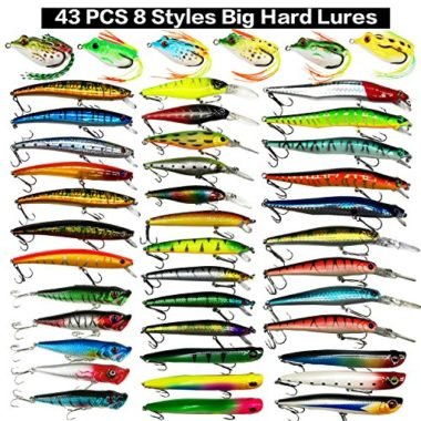 XBLACK Hard Fishing Lure Set