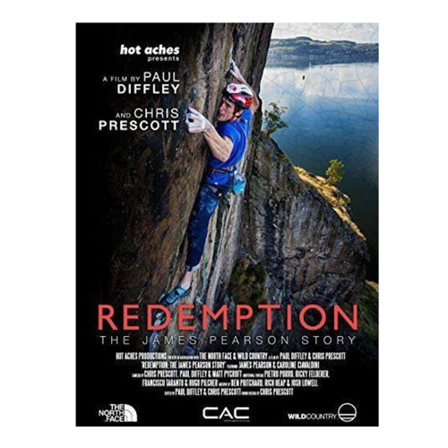 """""""Redemption: The James Pearson Story"""" Climbing Movie"""
