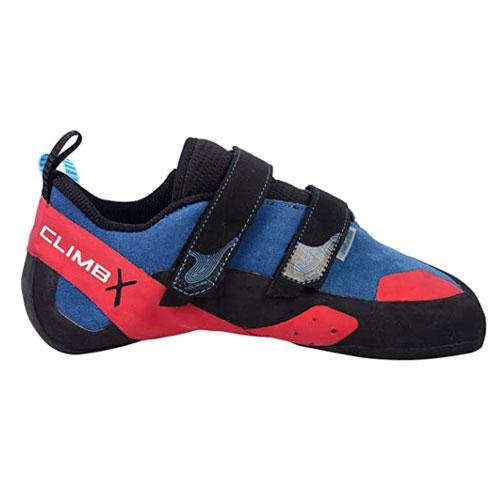 Climb X Gear Red Point Cheap Climbing Shoes