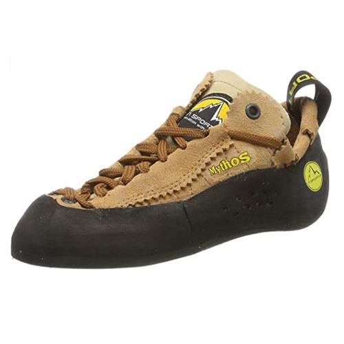 La Sportiva Mythos Crack Climbing Shoes
