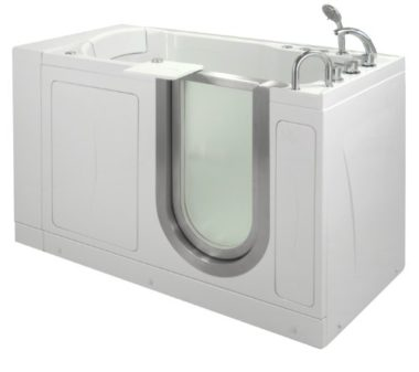 Ellas Petite Massage Whirlpool Tub