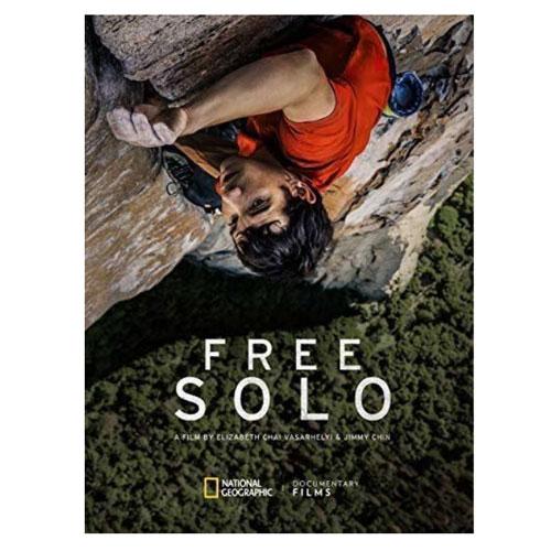 """Free Solo"" Climbing Movie"