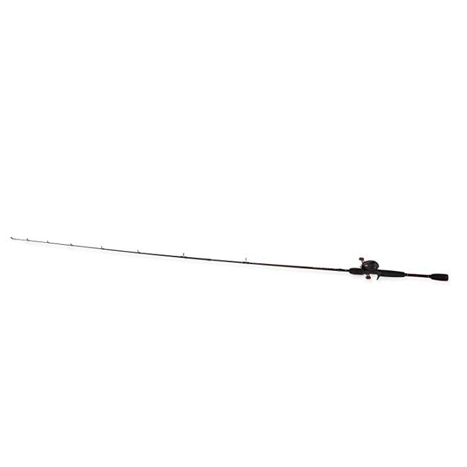 Abu Garcia Black Max Bass Rod And Reel Combo